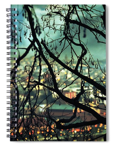 La Perte Spiral Notebook