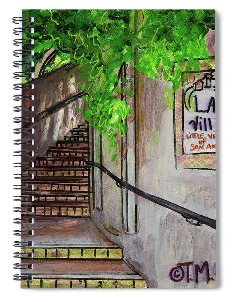 La Villita Spiral Notebook
