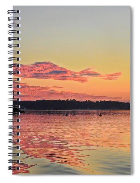 Ladies Delight Spiral Notebook