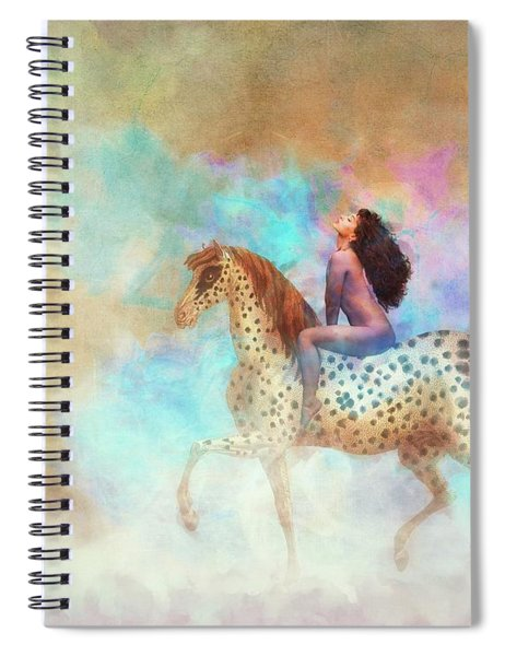 Lady G. Spiral Notebook