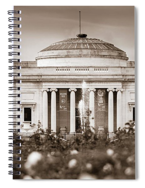 Lady Lever Art Gallery Spiral Notebook