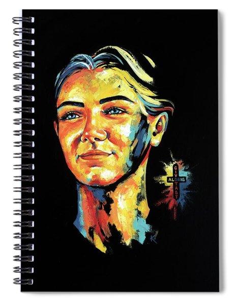 Laerke Spiral Notebook