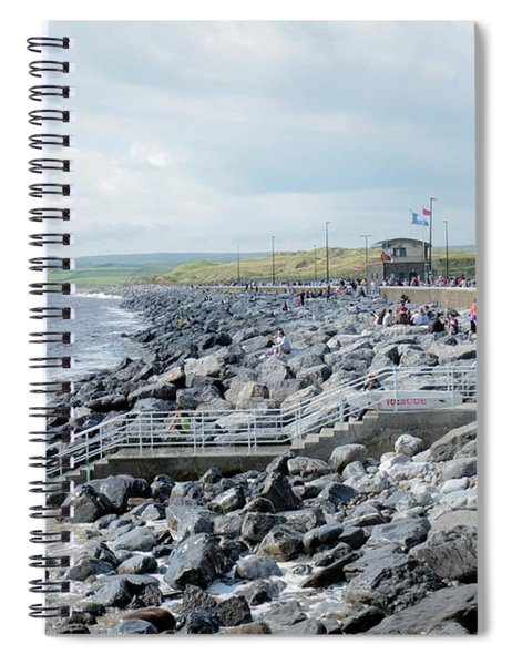 Lahinch Spiral Notebook