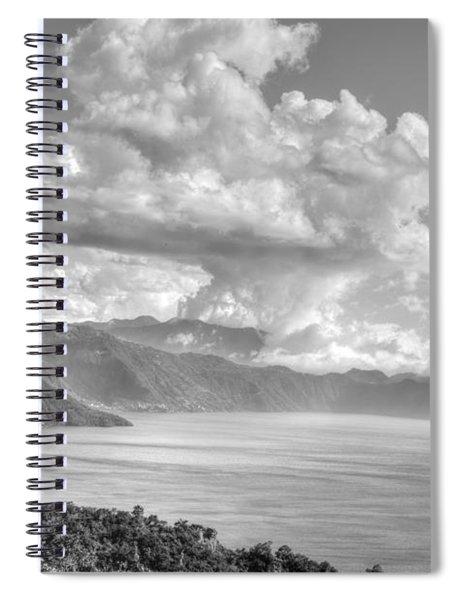 Lake Atitlan Guatemala Spiral Notebook