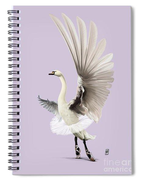 Lake Colour Spiral Notebook