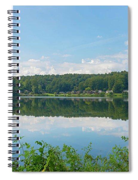 Lake Junaluska #3 September 9 2016 Spiral Notebook