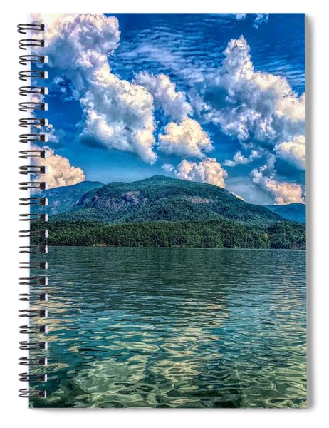 Lake Lure Beauty Spiral Notebook