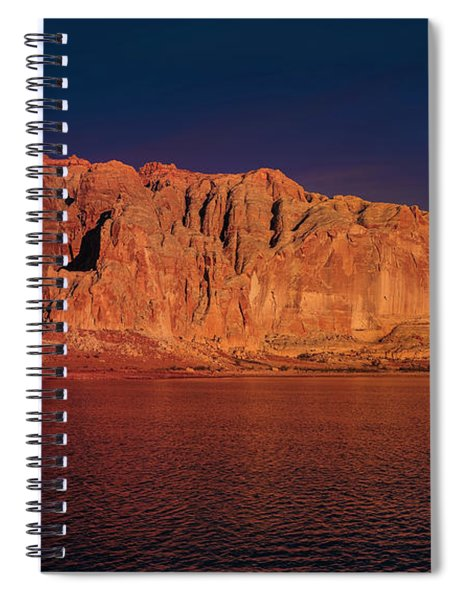 Lake Powell Spiral Notebook