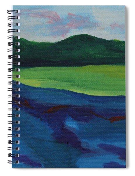 Lake Visit Spiral Notebook