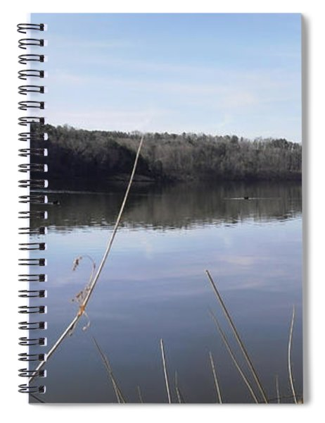 Lake Zwerner Early Spring Spiral Notebook