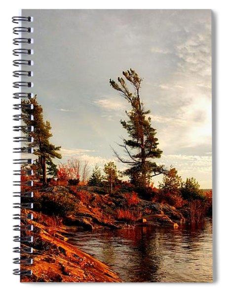 Lakeshore Spiral Notebook