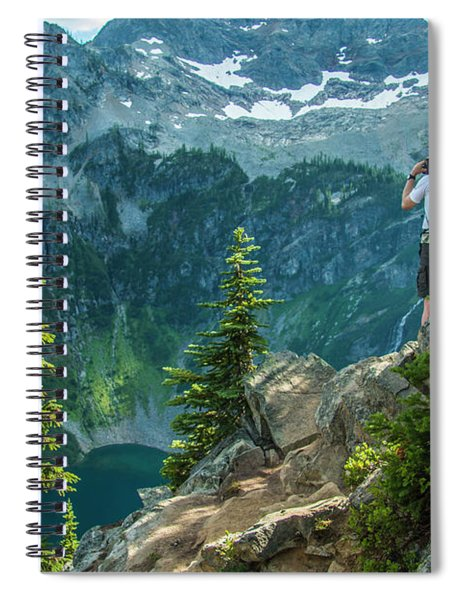 Lakeside View Spiral Notebook