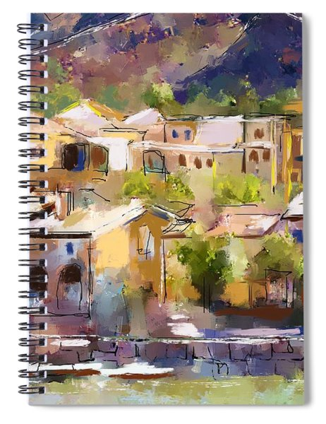 Lakeside Village Spiral Notebook