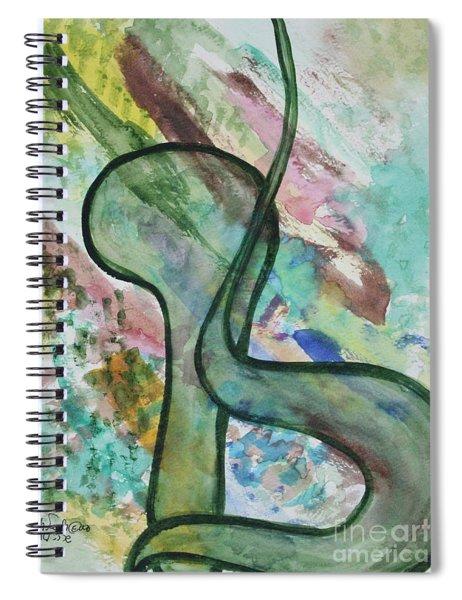 Lamedvavnicks Spiral Notebook