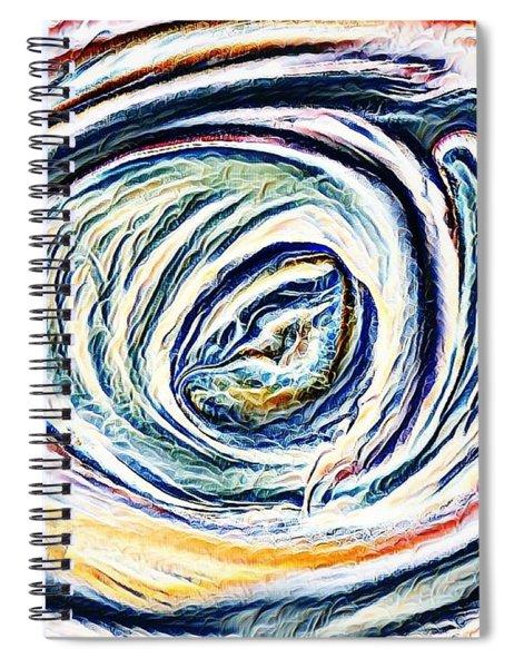 Lamentations Spiral Notebook