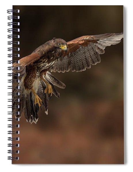 Landing Approach Spiral Notebook