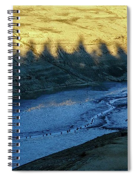 Landscape 7 Spiral Notebook