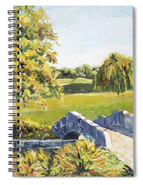 Landscape No. 12 Spiral Notebook
