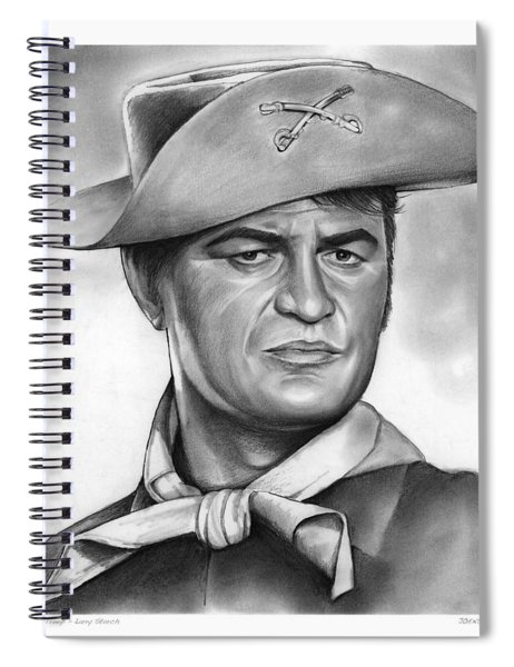 Larry Storch Spiral Notebook