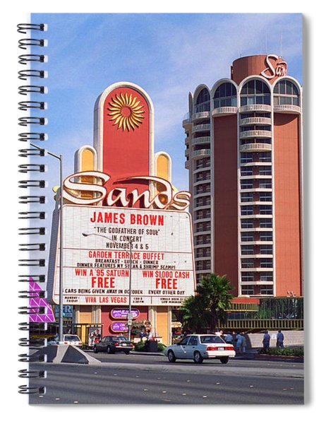 Las Vegas 1994 #1 Spiral Notebook