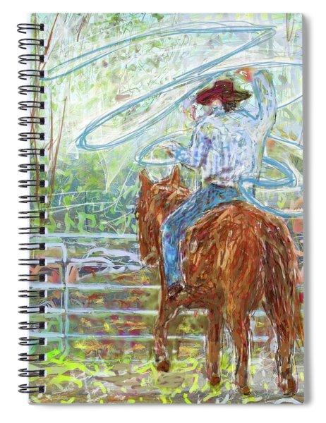 Lasso Spiral Notebook