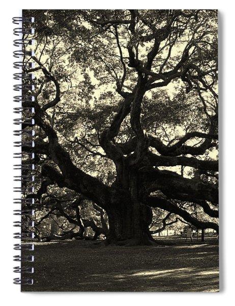 Last Angel Oak 72 Spiral Notebook