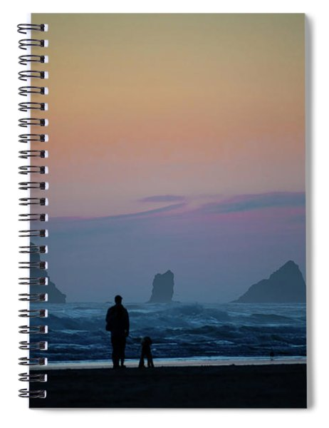 Last Colors Spiral Notebook