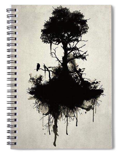 Last Tree Standing Spiral Notebook