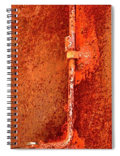 Latch 4 Spiral Notebook