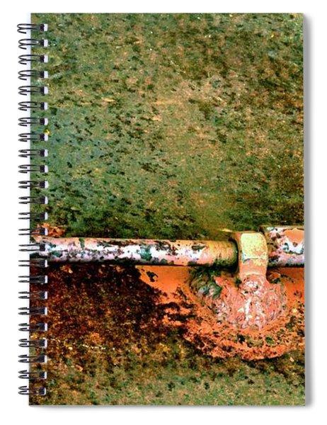 Latch 5 Spiral Notebook
