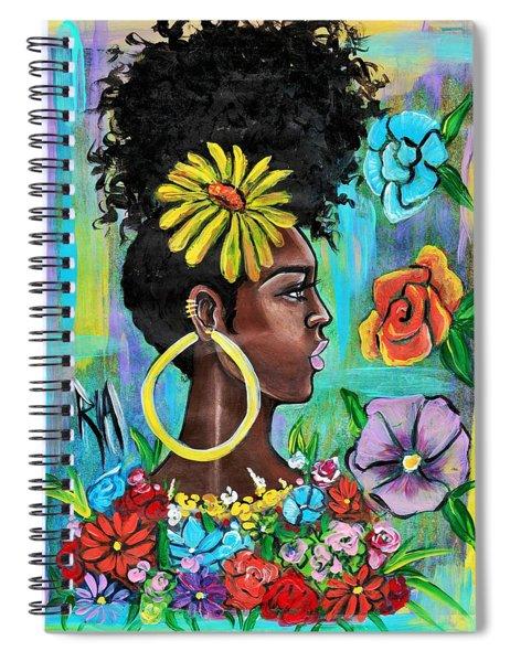 Late Bloomer Spiral Notebook