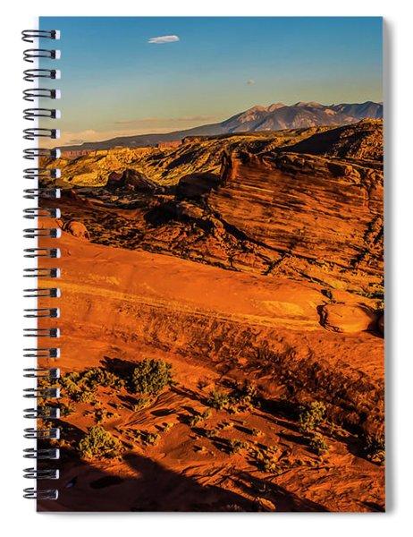 Late Light Spiral Notebook