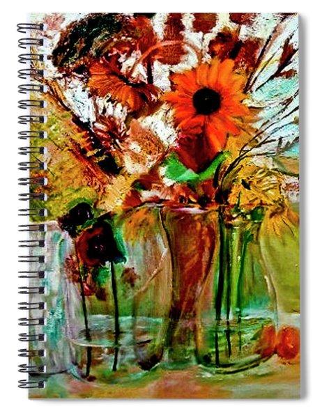 Late Summer Spiral Notebook