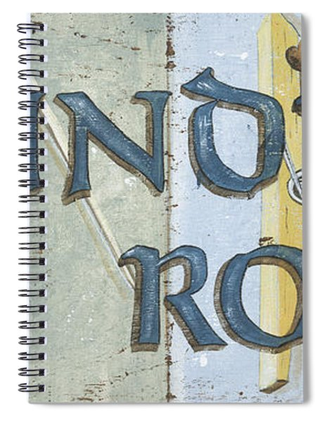 Laundry Room  Spiral Notebook