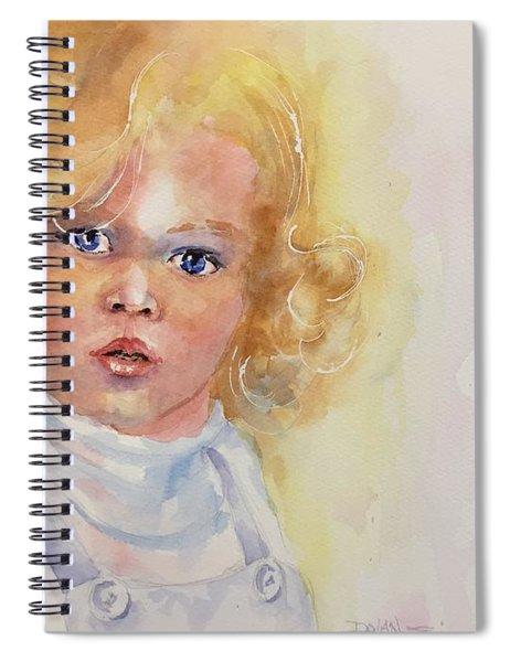 Laura Spiral Notebook