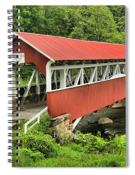 Laurel Hill Creek Bridge Spiral Notebook