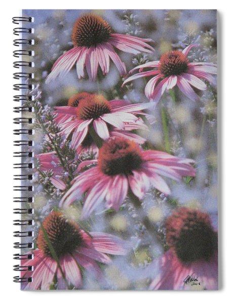 Lavender Daydreams Spiral Notebook