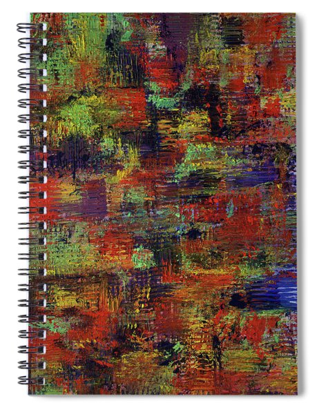 Layers Of Life Spiral Notebook
