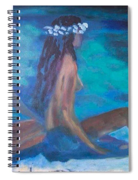 Le Hawaiane  Spiral Notebook