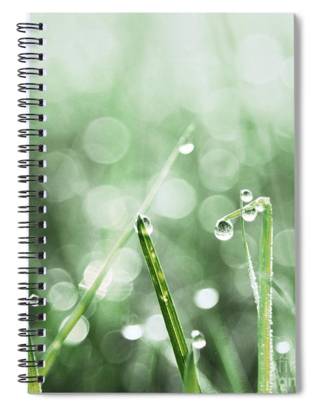 Le Reveil - S02f Spiral Notebook