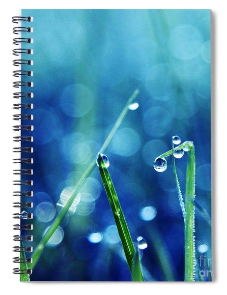 Le Reveil - S01a Spiral Notebook