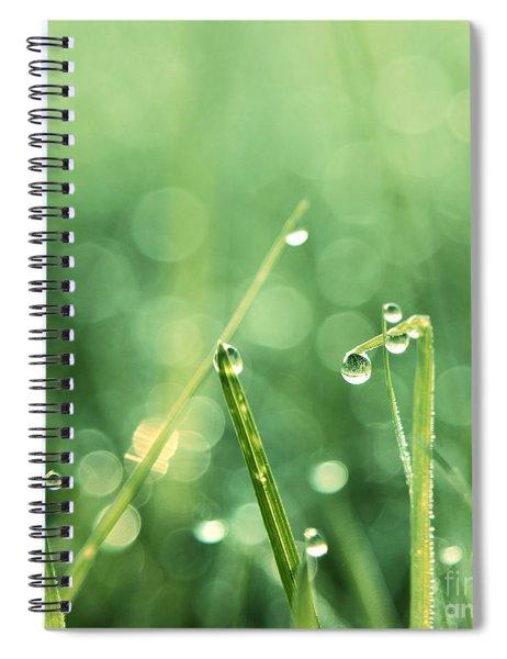 Le Reveil - S01c Spiral Notebook