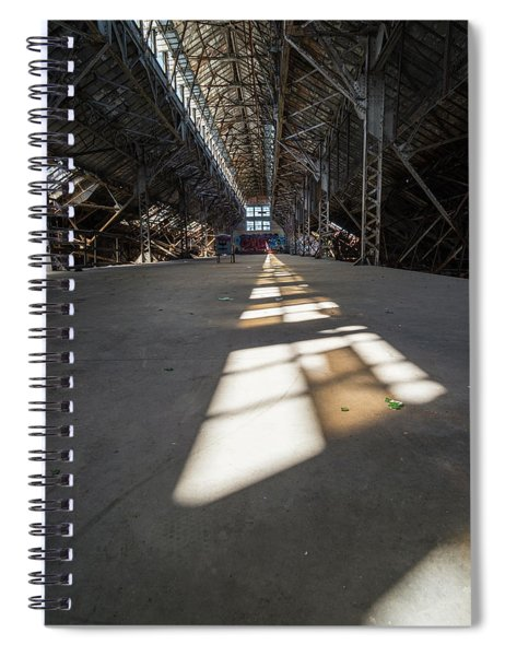 Leading Lights Spiral Notebook
