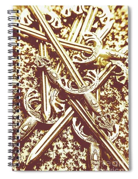 League Of Legions  Spiral Notebook