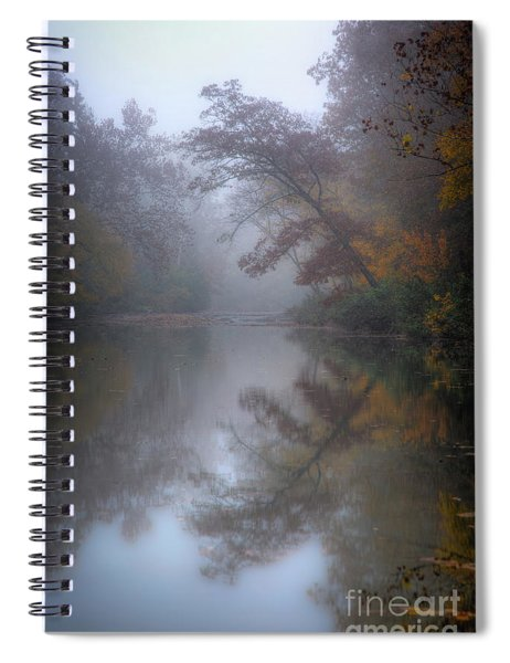 Leaning Toward Fall Spiral Notebook