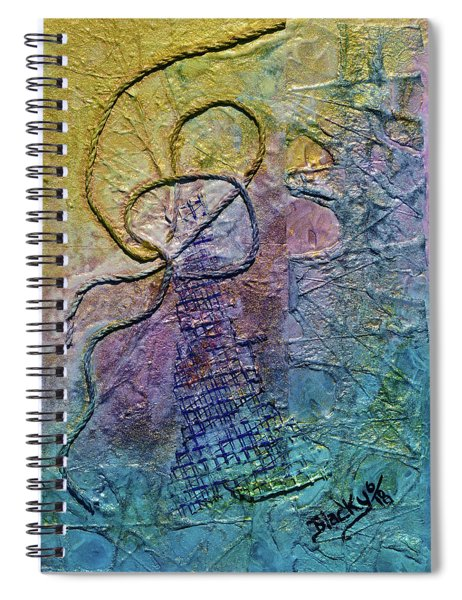 Leaning Tower Spiral Notebook