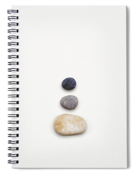 Learning To Let Go Spiral Notebook by Scott Norris