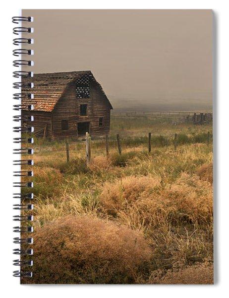 Legacy - Haynes Ranch Barn Spiral Notebook