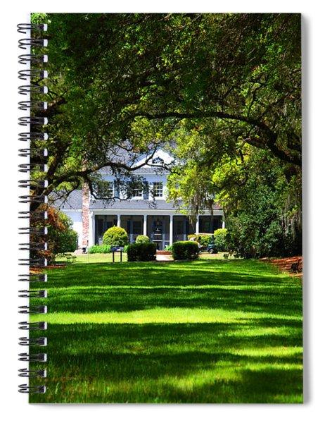 Legare Waring House Charleston Sc Spiral Notebook