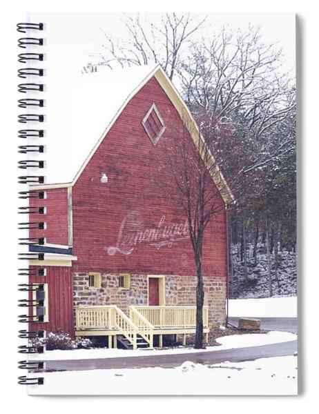 Leinie Spiral Notebook